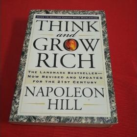 Think and Grow Rich:The Landmark Bestseller--Now Revised and Updated for the 21st Century