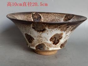 乡下收的宋代建窑瓷碗