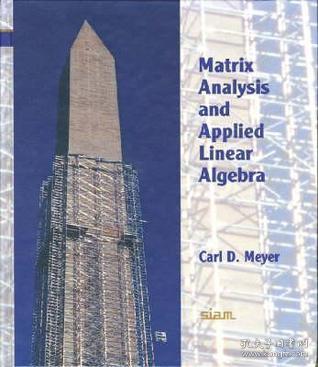 Matrix Analysis and Applied Linear Algebra