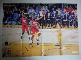 NBA特刊哈登海报