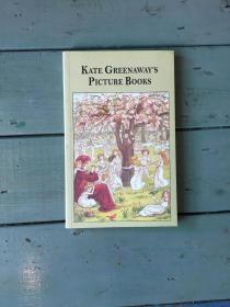 KATE GREENAWAY S PICTURE BOOKS