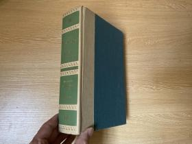 The Decameron of Giovanni Boccaccio 薄伽丘《十日谈》,著名的肯特 Rockwell Kent插图,精装毛边本,1949年老版书