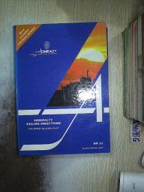 ADMIRALTY SAILING DIRECTIONS 2004 33 2004年海事航行指南33