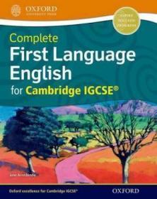 Complete First Language English For Cambridge Igcserg