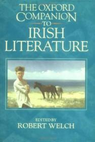 The Oxford Companion To Irish Literature
