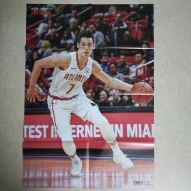 NBA特刊林书豪海报