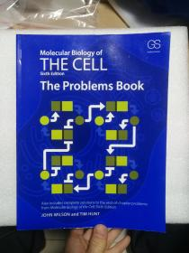 现货 Molecular Biology of the Cell 6E - The Problems Book 英文原版 英文原版  细胞的分子生物学  习题解答及补充练习