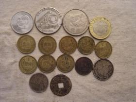 纪念币一些