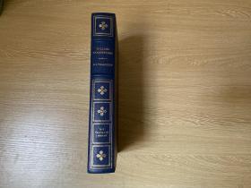 (限印本)William Shakespeare:Six Tragedies(A Limited Edition) 莎士比亚《悲剧六部》,John Gilbert 插图,书口刷金,竹节背,著名的Franklin Library豪华真皮版,精装重超1公斤