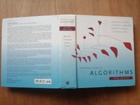 Introduction to Algorithms, Third Edition【精装厚册】