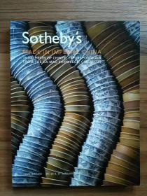 SOTHEBYS 苏富比2007年1月29日至31日中国雍正沉船外销瓷专场拍卖图录