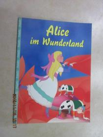 外文书  Alice  im  Wunderland(共24页)
