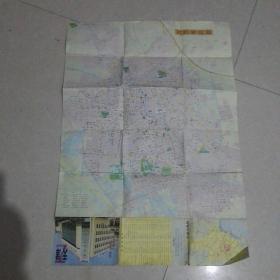 天津街道图