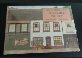James Herriots Yorkshire Village : A Pop-Up Book 1995 First Edition 立体书