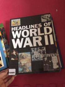 Headlines of World War II