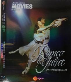 普罗科菲耶夫:罗密欧与朱丽叶(旧金山芭蕾舞团)