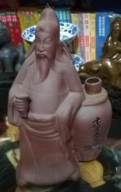 酒瓶:陕西渭水酒业