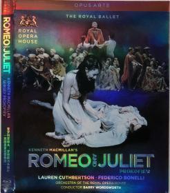 普罗科菲耶夫:罗密欧与朱丽叶(英国皇家芭蕾舞团0)