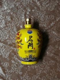 """酒瓶收藏:""""名门酒""""大酒坛(1.5L)"""