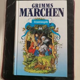 Grimms Märchen:Gesamtausgabe  德文原版