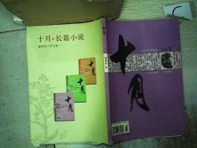 十月大型文学期刊2004 3