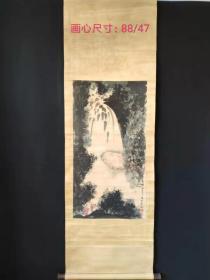 """傅抱石(1904年10月5日/1965年9月29日),""""新山水画""""代表画家,原名长生、瑞麟,号抱石斋主人。"""