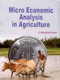 Micro Economic Analysis in Agriculture in 2 Vols