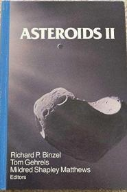 Asteroids II (University of Arizona Space Science Series)