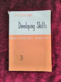 Developing Skills 全英文 包邮挂刷