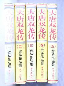 大唐双龙传【全五册】