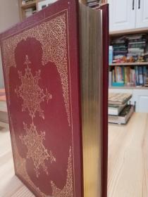 The Portrait of a Lady  . Easton 1978年版 超大真皮精装豪华收藏版一位女士的画像 (The 100 Greatest Books Ever Written)