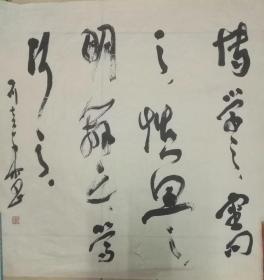 中国书协会员刘立华书法作品5
