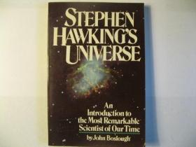 Stephen Hawkings Universe; An Introduction to the Most Remarkable Scientist of Our Time
