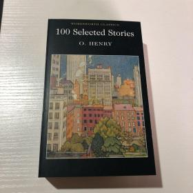 100 selected stories ohenry(欧亨利故事集100篇 英文原版)