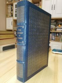 荷马史诗奥德赛 Easton 1978年版 超大真皮精装豪华收藏版The Odyssey of Homer (100 Greatest Books Ever Written Series)