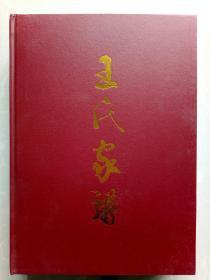 王氏家谱––非常厚重!(大王庄,杜村)九百多页!