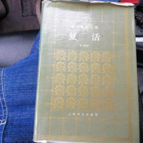 托尔斯泰文集:复活 精装本 有精美插图 1983年11月一版一印(自然旧 ,有部分笔记!内页近未阅 正版现货 详看实书照片)