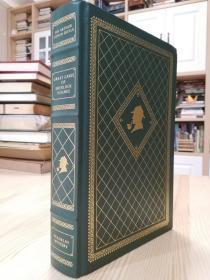福尔摩斯 Great Cases of Sherlock Holmes Ornated (The Franklin Library Of Mystery Masterpieces)  Franklin Library1987年收藏版