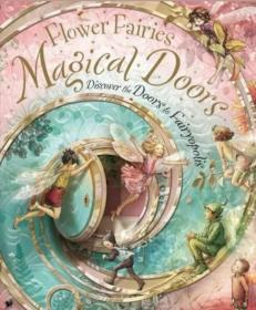 Flower Fairies Magical Doors, 花仙子立体书