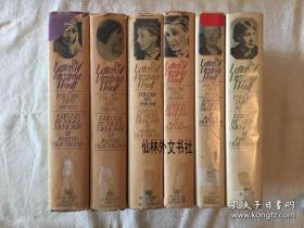 【包邮】The Letters of Virginia Woolf 六卷全 1975年出版
