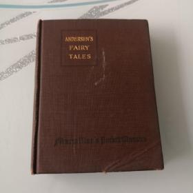 Andersens Fairy Tales 英文精装1919年