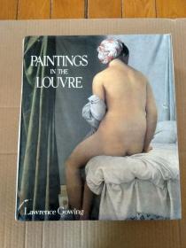 英文原版:Paintings in the Louvre