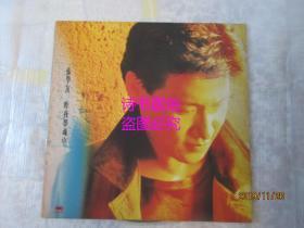 黑胶唱片:张学友《昨夜梦魂中》——Polydor唱片公司