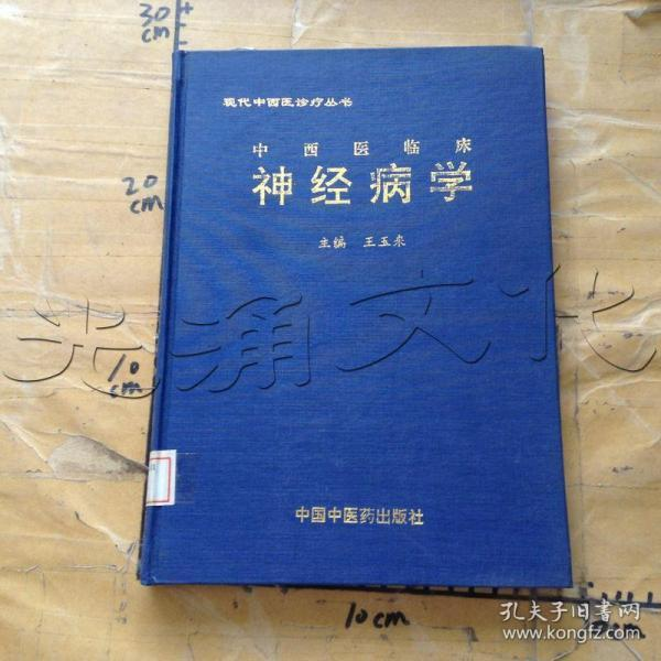 中西医临床神经病学——现代中西医诊疗丛书(精装)