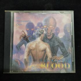 VCD【COMMANDER BLOOD 可能是进口盘 1碟】正版光盘成色好 #3