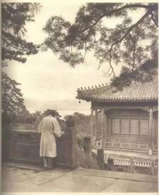 英国人唐纳德曼尼1920年拍照的北京珍贵照片61张5吋的hw