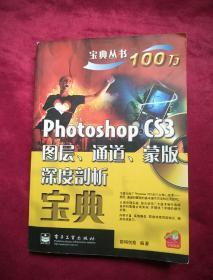 宝典丛书:Photoshop CS3图层、通道、蒙版深度剖析宝典