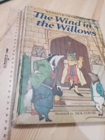 The Wind in the Willows. 1967 Grosset版大本精美插图版柳林风声