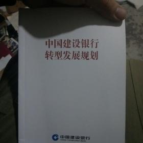 中国建设银行 转型中国发展规划