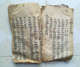 清代诗稿一厚册,西安老藏家旧藏,前几个月得到,老爷子不太想出去了2次购回。